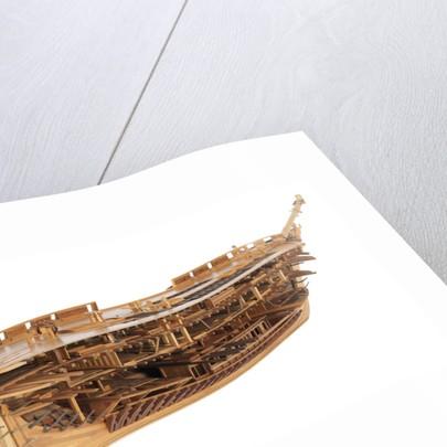 HMS 'Pique' (1834) by Edward Austin Percy