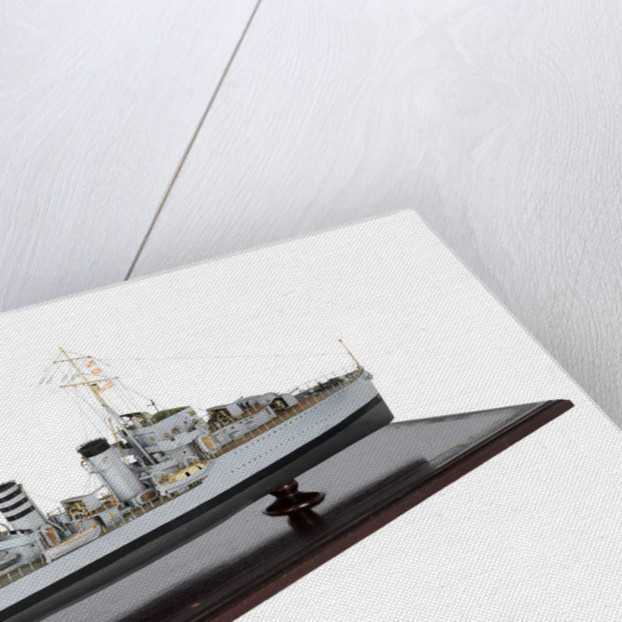 HMS 'Codrington' (1929) by J.W.S. Dorling