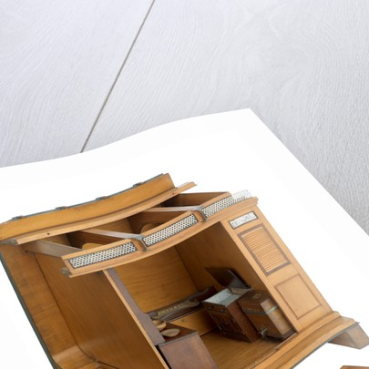 Accommodation model by unknown