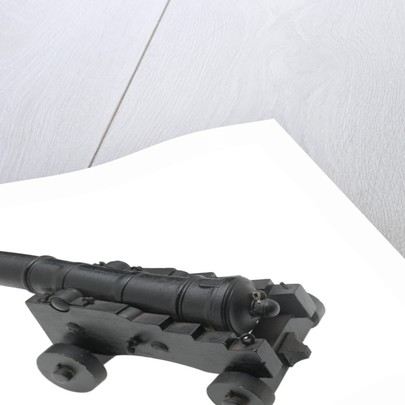 Cannon model by unknown