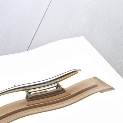 Ordnance model; Torpedo model by unknown