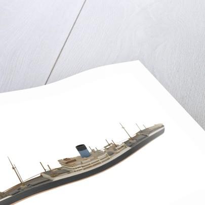 Cargo vessel by Reginald Carpenter