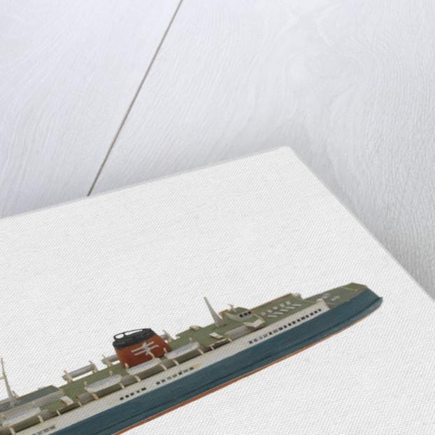 Passenger/cargo vessel;Ferry by Reginald Carpenter