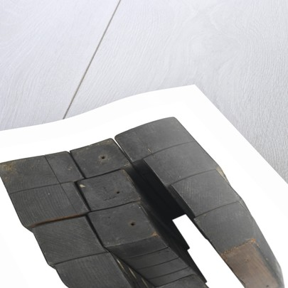 Sectional model; Storage tank by unknown