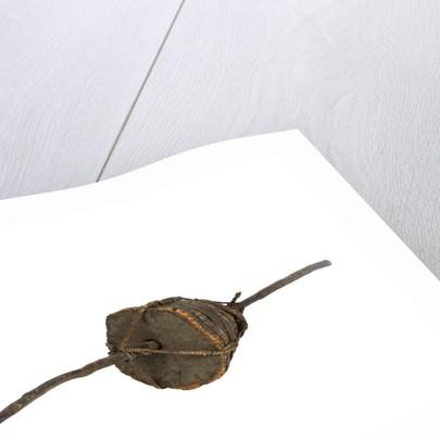 Model of a dan buoy by unknown