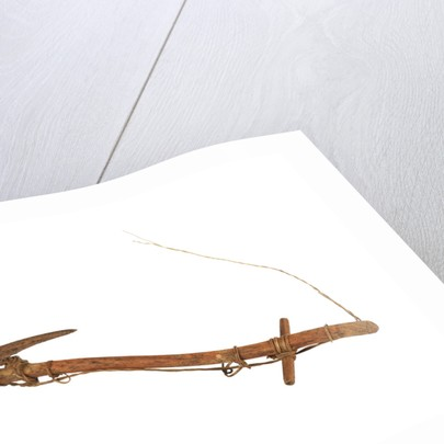 Equipment model; Anchor model; Killick by unknown