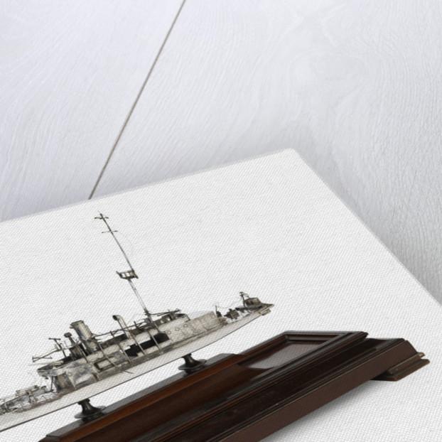 HMS 'Firefly' by Gerald John Blake