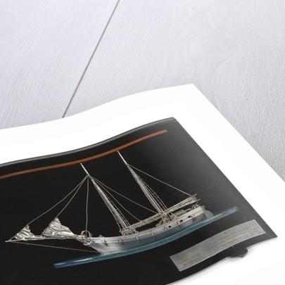 Waterline model by Gerald John Blake