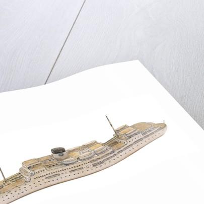 'Patricia'; Service vessel; Yacht by Howard Kennard