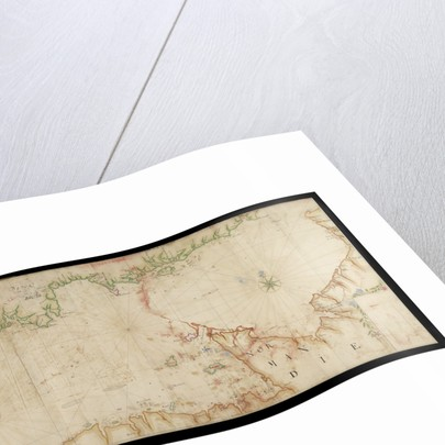 The Legge Report, 'Channel Islands Survey: A draft of the southern part of England and northern France' by Thomas Phillips