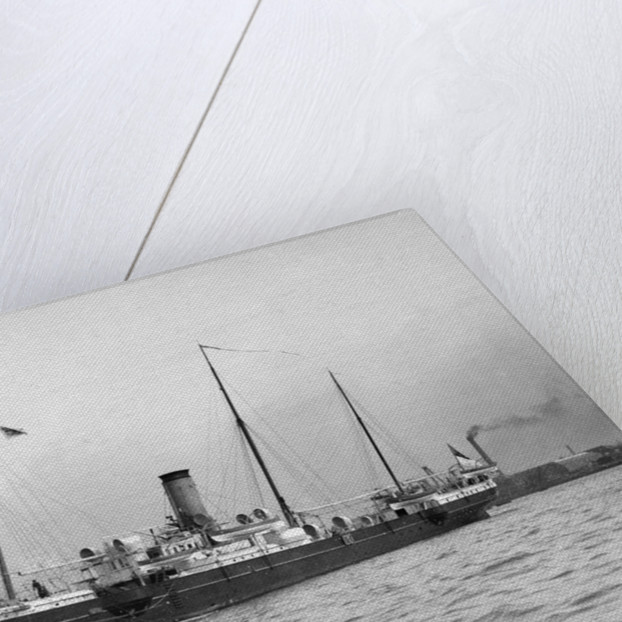 HMS 'Surprise' 1885 by unknown