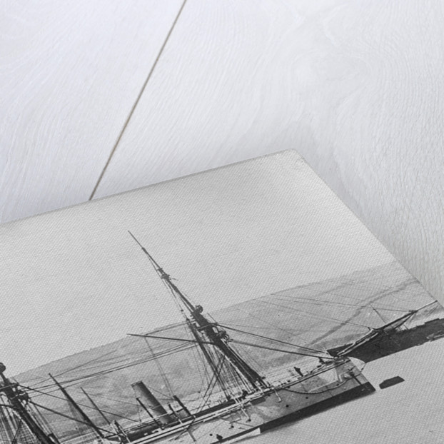 Composite screw sloop HMS 'Phoenix' (1895) by unknown