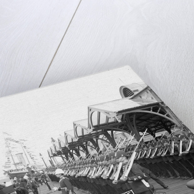 Royal yacht HMS 'Alberta' (GB, 1863) by unknown