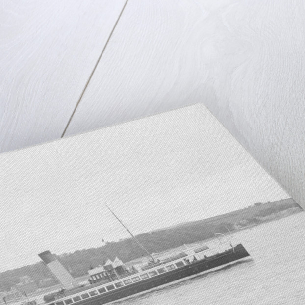 'Duchess of Fife' (Br, 1903) under way off Rothesay by unknown