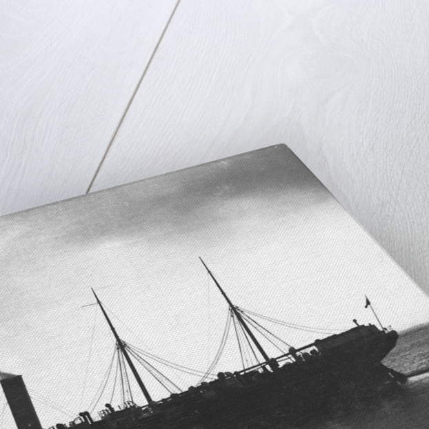 'Oxonian' (Br, 1898) under way by unknown