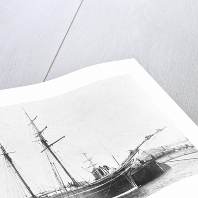 Photograph of the vessel 'Little Gem' (1893) by unknown