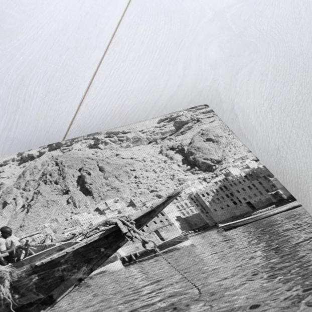 Hadhrami bedeni vessel by Alan Villiers