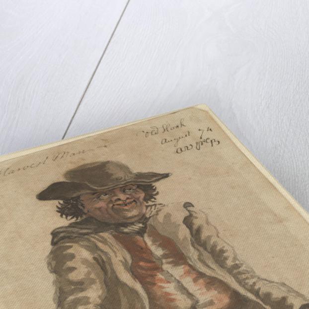 A Harvest Man - Old Hook by Gabriel Bray