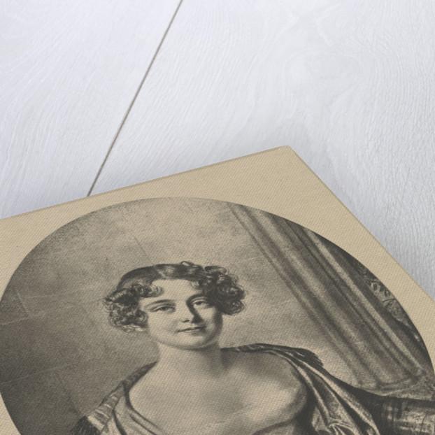 Lady Jane Franklin (1792-1875) by Joseph Mathias Negelen