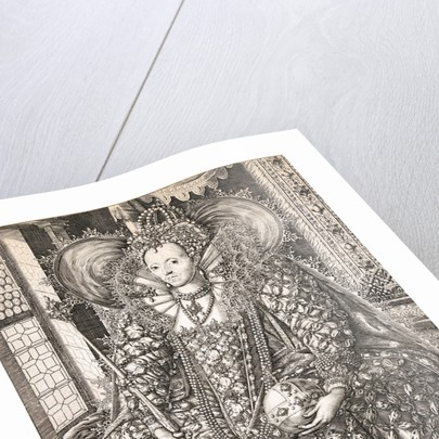 Elizabeth I (1533-1603) by William Rogers