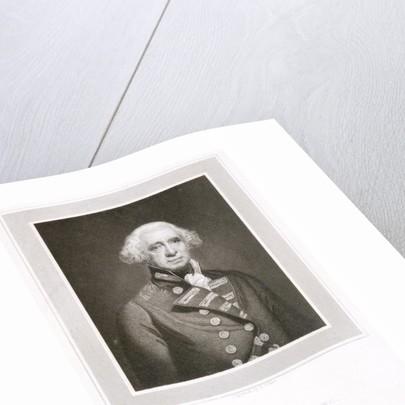 Admiral Earl Howe, Anno AEt 69' by John Singleton Copley