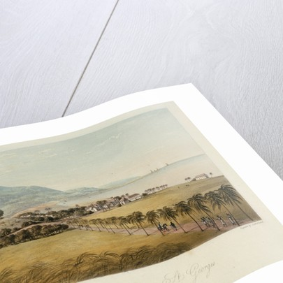 Spring Garden Estate, St George's by James Hakewill