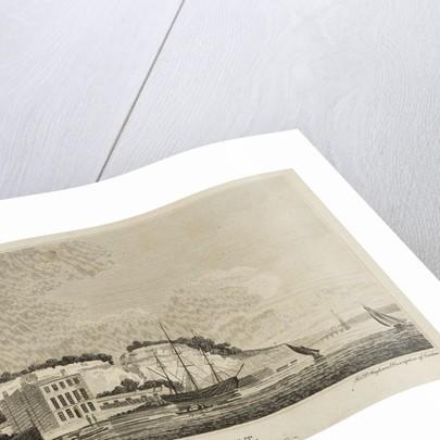 Purfleet. For Dr Hughson's Description of London by Sparrow