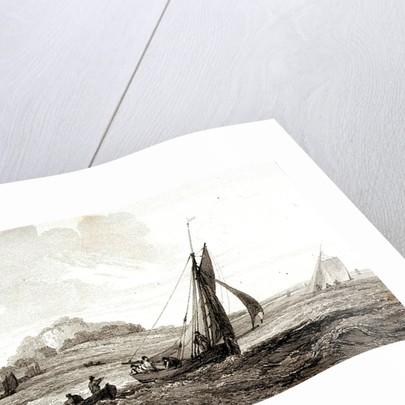 Purfleet by William Bernard Cooke