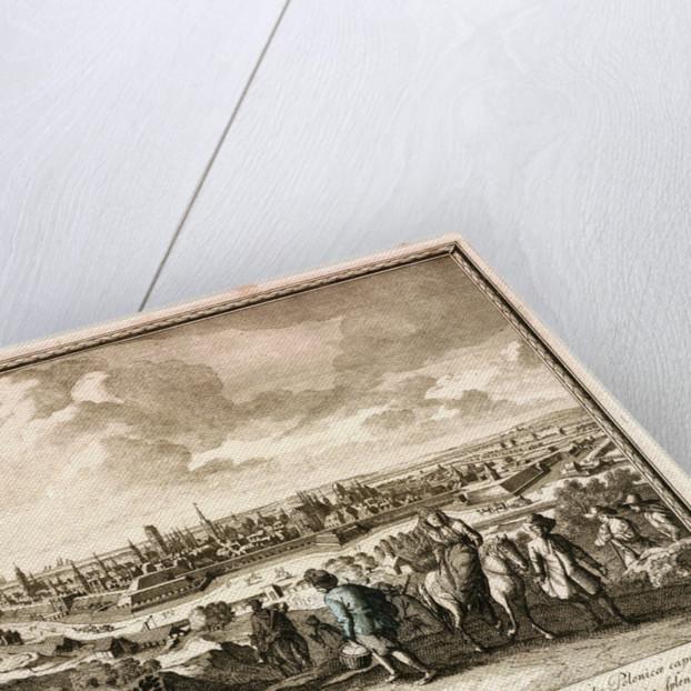 Danzig Hoost stadt van het Koniglyk Poolsche Pruyssen, vermaert door haer Commercie Studien en Kostlickheit' by Peter Schenk