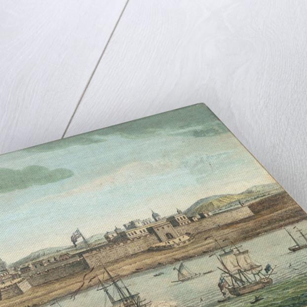 Fort St George on the Coromandel Coast by Jan van Ryne