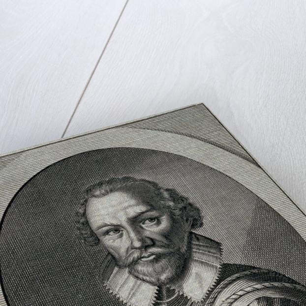 Sir Martin Frobisher (1535-1594) by M. van der Gucht