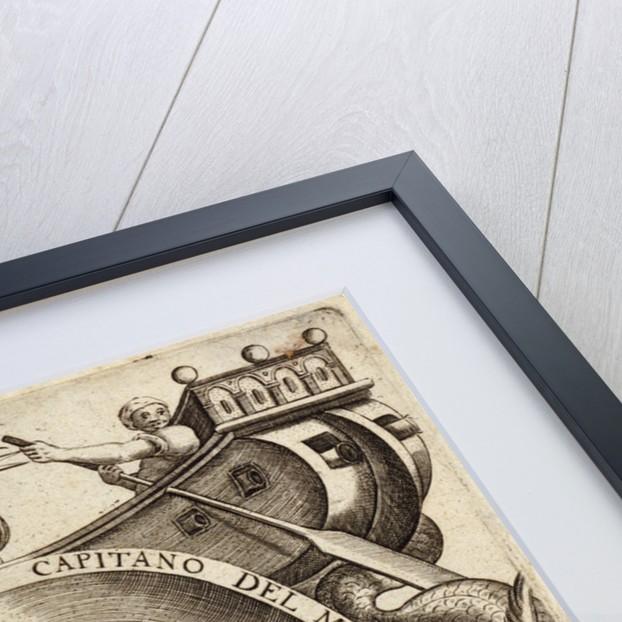 Zigala Bassa Capitano Del Mare by Georgius Wickgram