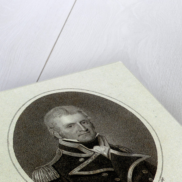 Captain John Shortland (1769-1810) by Robert Field
