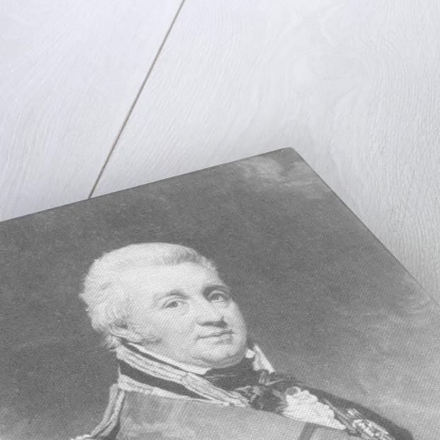 Admiral Alexander Inglis Cochrane by William Beechey