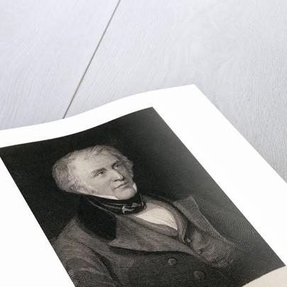 Captain Pelham Brenton by John Franklin