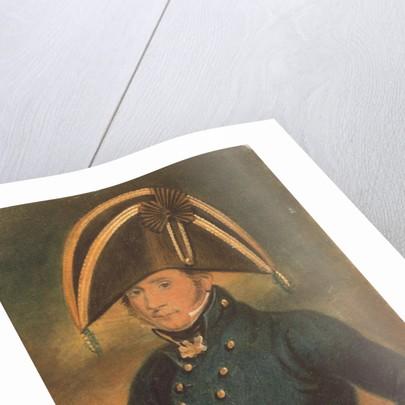 Commander James Spratt RN by unknown