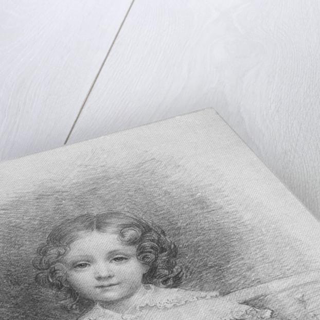 Miss M. E. Herschel by S.E. Hardcastle
