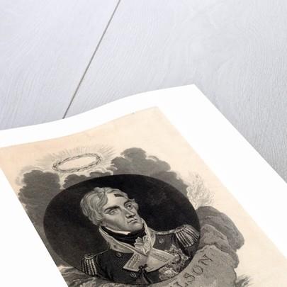 Horatio Nelson by William Marshall Craig