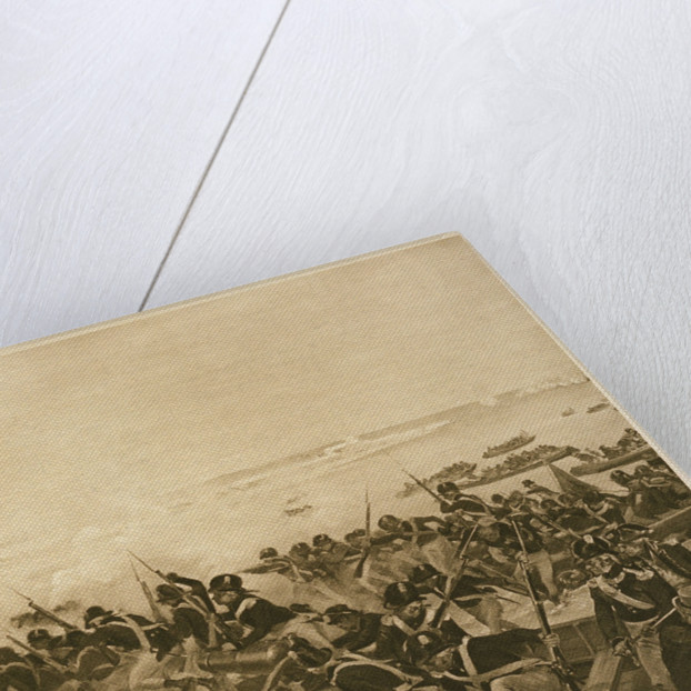 Aboukir, 1801 by N. Dupray