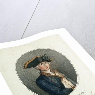 Horatio Nelson Esqr.. by John Francis Rigaud