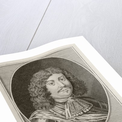 Admiral Sir John Lawson, Admiral (d. 1665) by unknown