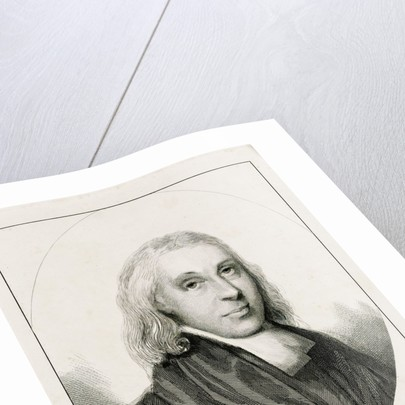 Reverend Edmund Nelson (1722-1802) by W.C. Edwards