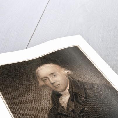 Nicholas Pocock (1740-1821) by Isaac Pocock