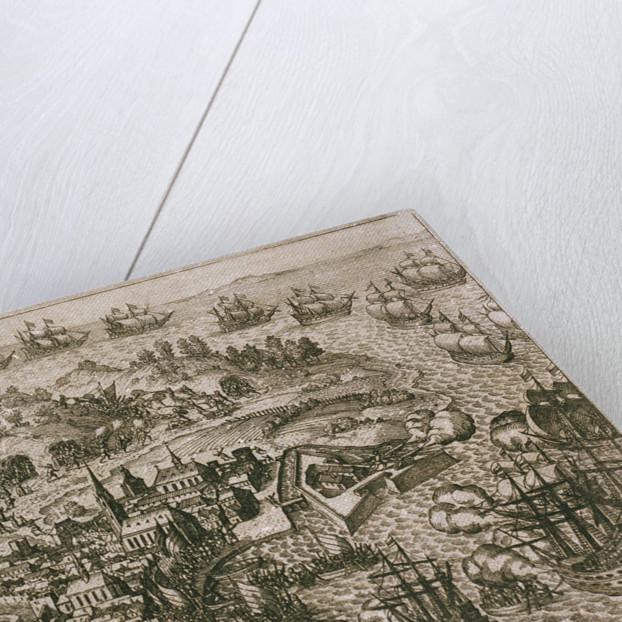 Canary Islands June-July 1599 by Gottfried