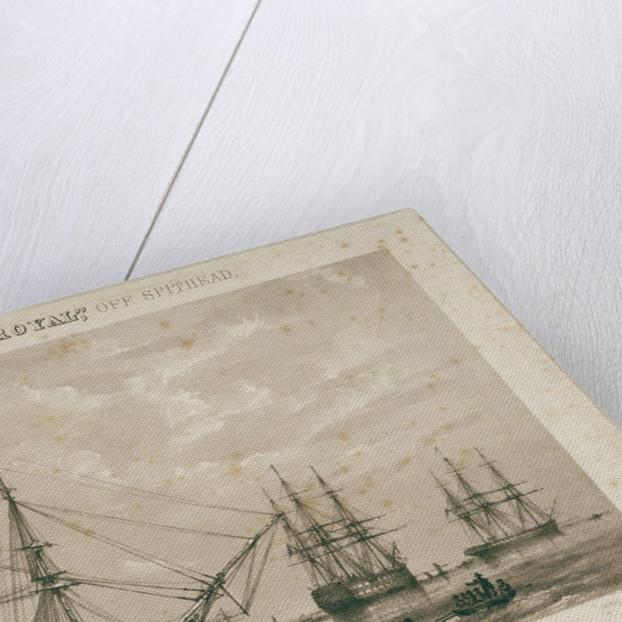 HMS 'Princess Royal' (1853) by Edwin Hayes