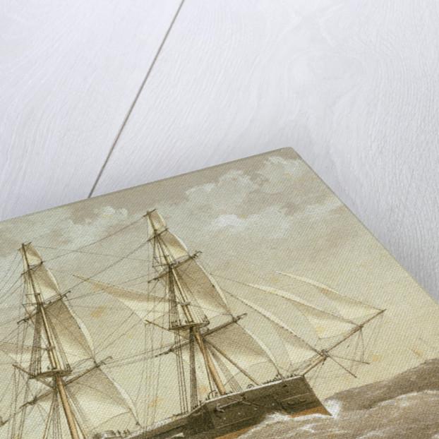HMS 'Captain' by Griffin & Co
