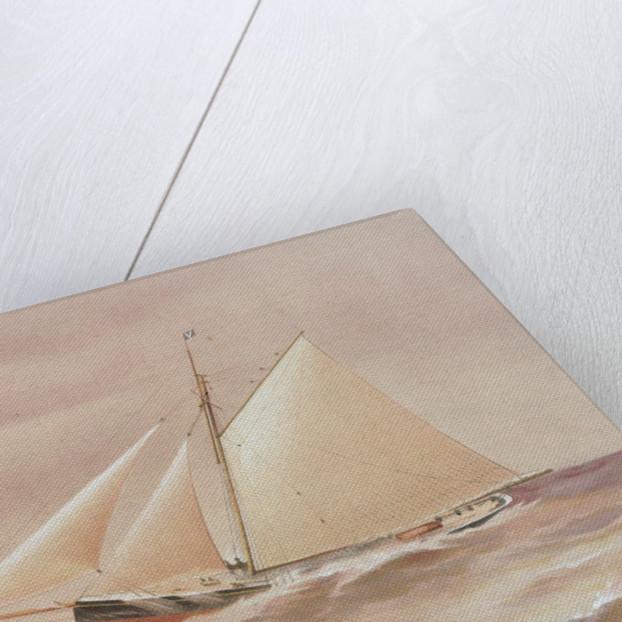 'Vanduara' under way by Henry Shields