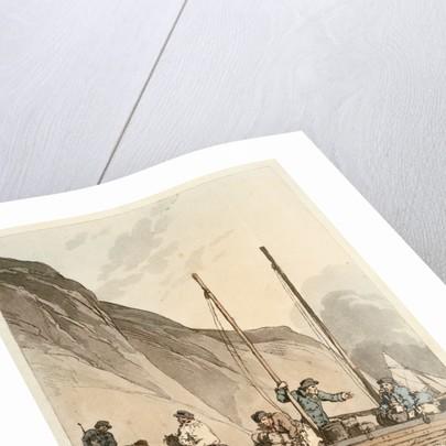 Smugglers by John Augustus Atkinson