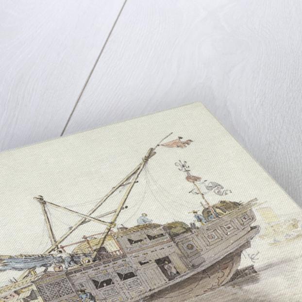 A pleasure junk by William Alexander
