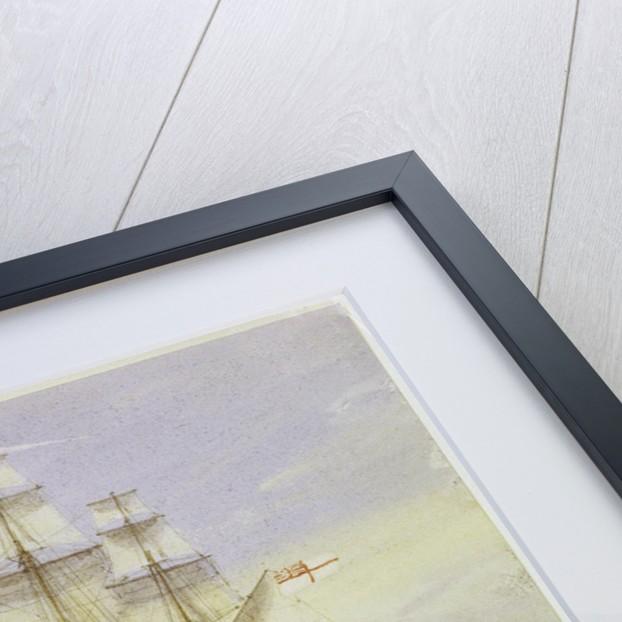 HMS 'Phaeton' by Irwin Bevan